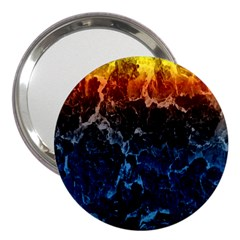 Abstract Background 3  Handbag Mirrors