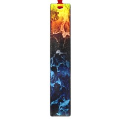 Abstract Background Large Book Marks