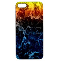 Abstract Background Apple iPhone 5 Hardshell Case with Stand