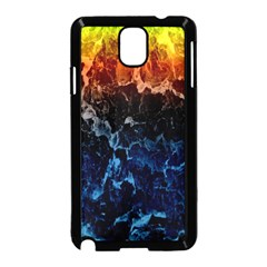 Abstract Background Samsung Galaxy Note 3 Neo Hardshell Case (Black)