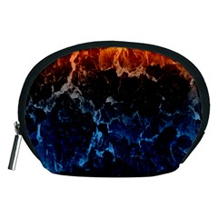 Abstract Background Accessory Pouches (Medium)