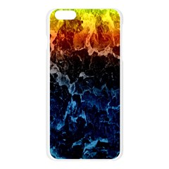 Abstract Background Apple Seamless iPhone 6 Plus/6S Plus Case (Transparent)