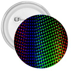Digitally Created Halftone Dots Abstract Background Design 3  Buttons