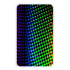 Digitally Created Halftone Dots Abstract Background Design Memory Card Reader