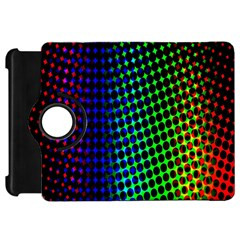 Digitally Created Halftone Dots Abstract Background Design Kindle Fire HD 7