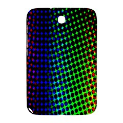 Digitally Created Halftone Dots Abstract Background Design Samsung Galaxy Note 8 0 N5100 Hardshell Case