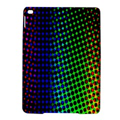 Digitally Created Halftone Dots Abstract Background Design Ipad Air 2 Hardshell Cases