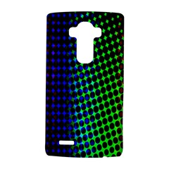 Digitally Created Halftone Dots Abstract Background Design LG G4 Hardshell Case