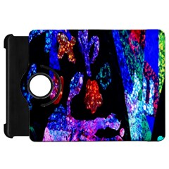 Grunge Abstract In Black Grunge Effect Layered Images Of Texture And Pattern In Pink Black Blue Red Kindle Fire Hd 7