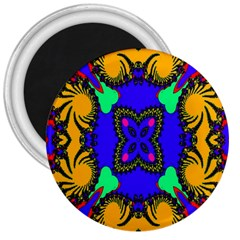 Digital Kaleidoscope 3  Magnets