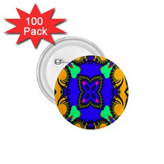 Digital Kaleidoscope 1.75  Buttons (100 pack)