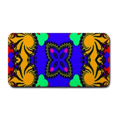 Digital Kaleidoscope Medium Bar Mats