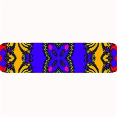 Digital Kaleidoscope Large Bar Mats
