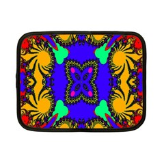 Digital Kaleidoscope Netbook Case (small)