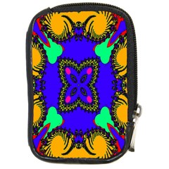 Digital Kaleidoscope Compact Camera Cases