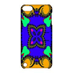 Digital Kaleidoscope Apple Ipod Touch 5 Hardshell Case With Stand