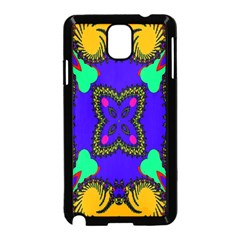 Digital Kaleidoscope Samsung Galaxy Note 3 Neo Hardshell Case (black)