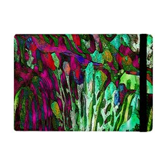 Bright Tropical Background Abstract Background That Has The Shape And Colors Of The Tropics Apple iPad Mini Flip Case