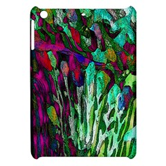 Bright Tropical Background Abstract Background That Has The Shape And Colors Of The Tropics Apple iPad Mini Hardshell Case