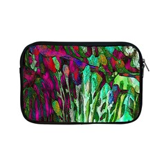Bright Tropical Background Abstract Background That Has The Shape And Colors Of The Tropics Apple Ipad Mini Zipper Cases