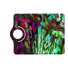 Bright Tropical Background Abstract Background That Has The Shape And Colors Of The Tropics Kindle Fire HD (2013) Flip 360 Case