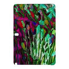 Bright Tropical Background Abstract Background That Has The Shape And Colors Of The Tropics Samsung Galaxy Tab Pro 10 1 Hardshell Case