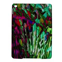 Bright Tropical Background Abstract Background That Has The Shape And Colors Of The Tropics Ipad Air 2 Hardshell Cases
