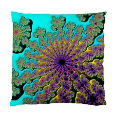 Beautiful Mandala Created With Fractal Forge Standard Cushion Case (Two Sides)
