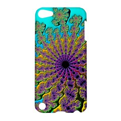 Beautiful Mandala Created With Fractal Forge Apple iPod Touch 5 Hardshell Case