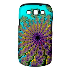 Beautiful Mandala Created With Fractal Forge Samsung Galaxy S III Classic Hardshell Case (PC+Silicone)