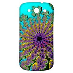 Beautiful Mandala Created With Fractal Forge Samsung Galaxy S3 S Iii Classic Hardshell Back Case