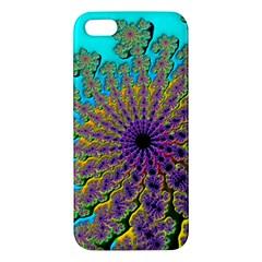 Beautiful Mandala Created With Fractal Forge Apple iPhone 5 Premium Hardshell Case