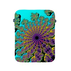 Beautiful Mandala Created With Fractal Forge Apple Ipad 2/3/4 Protective Soft Cases