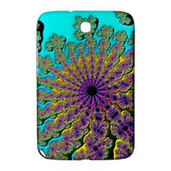 Beautiful Mandala Created With Fractal Forge Samsung Galaxy Note 8.0 N5100 Hardshell Case