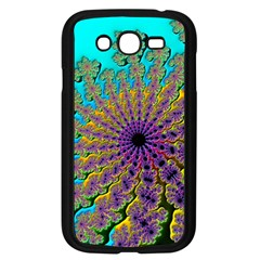 Beautiful Mandala Created With Fractal Forge Samsung Galaxy Grand Duos I9082 Case (black)