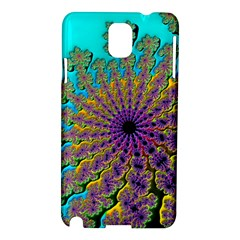 Beautiful Mandala Created With Fractal Forge Samsung Galaxy Note 3 N9005 Hardshell Case