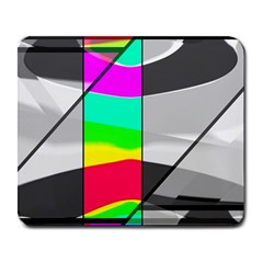 Colors Fadeout Paintwork Abstract Large Mousepads