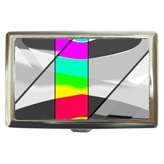 Colors Fadeout Paintwork Abstract Cigarette Money Cases