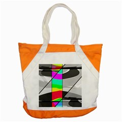 Colors Fadeout Paintwork Abstract Accent Tote Bag