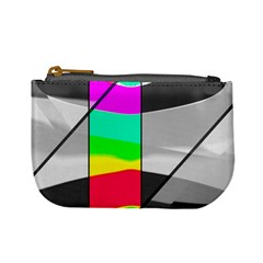 Colors Fadeout Paintwork Abstract Mini Coin Purses