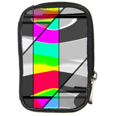 Colors Fadeout Paintwork Abstract Compact Camera Cases