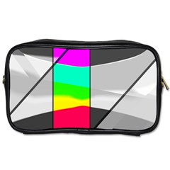 Colors Fadeout Paintwork Abstract Toiletries Bags