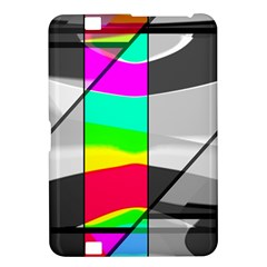 Colors Fadeout Paintwork Abstract Kindle Fire HD 8.9