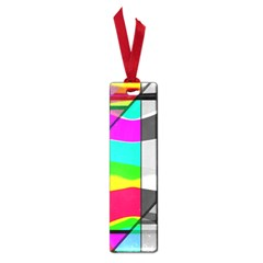 Colors Fadeout Paintwork Abstract Small Book Marks