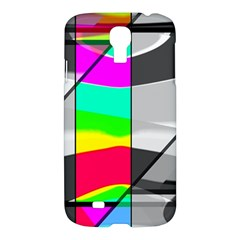Colors Fadeout Paintwork Abstract Samsung Galaxy S4 I9500/I9505 Hardshell Case