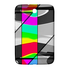 Colors Fadeout Paintwork Abstract Samsung Galaxy Note 8 0 N5100 Hardshell Case