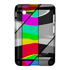 Colors Fadeout Paintwork Abstract Samsung Galaxy Tab 2 (7 ) P3100 Hardshell Case