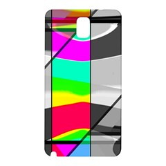 Colors Fadeout Paintwork Abstract Samsung Galaxy Note 3 N9005 Hardshell Back Case