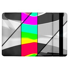 Colors Fadeout Paintwork Abstract iPad Air Flip