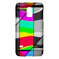 Colors Fadeout Paintwork Abstract Galaxy S5 Mini